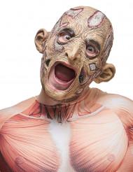 Latexmaske heks i forrådnelse