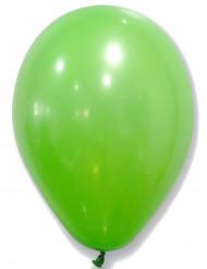 50 latexballoner grøn