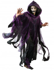 Kappe lille og sort Halloween voksen