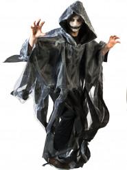 Kappe hvid og sort Halloween voksen