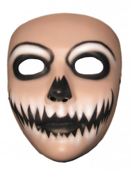 Jokermaske Halloween voksen