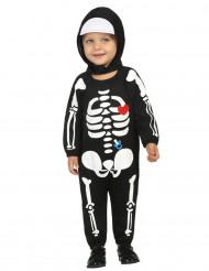 Skeletkostume baby halloween