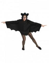 Flagermus kappe Halloween voksen
