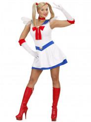 Manga sailor kostume voksen