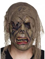 Zombiepirat maske voksen