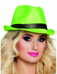 Borsalino hat grøn