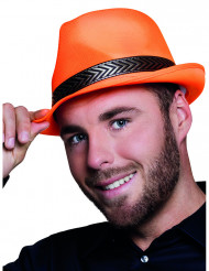 Borsalino hat orange