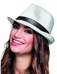 Borsalino hat hvid