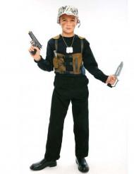 Militær tilbehørssæt barn