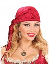 Halskæde medaljon pirat til voksne