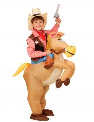 Oppustelig hest