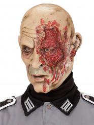 Kriger zombie maske til voksne - Halloween