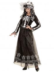 Kostume skelet med skørt