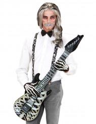Guitar skelet oppustelig 105 cm