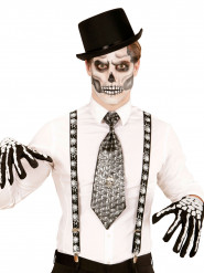 Seler med edderkoppespind til voksne - Halloween