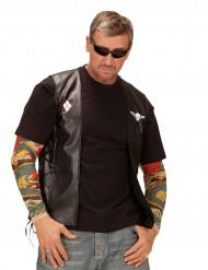 MC-bikervest