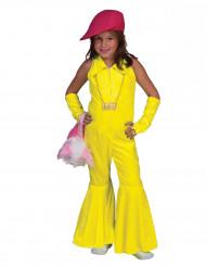 Neon gul heldragt til piger
