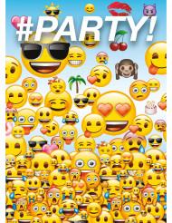 8 Invitationer Emoji™