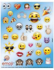 136 Emoji™ Klistermærker