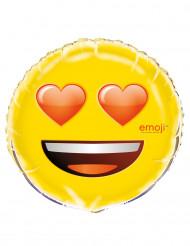 Ballon aluminium Emoji™