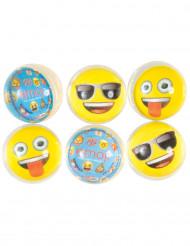 6 hoppebolde Emoji™