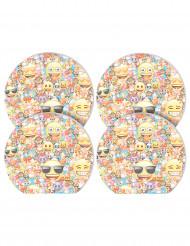 4 Notesblokke Emoji™