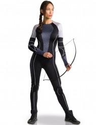 Kostume Katniss - Hunger Games™ voksen