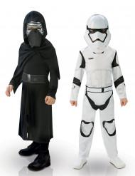 Star Wars VII™ Kylo Ren & Stormtrooper Børnedragt