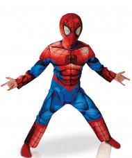 Udklædningsdragt deluxe Ultimate Spider-Man™ barn