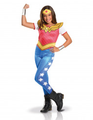 Kostume klassisk Wonder Woman™ - Superhero Girls™