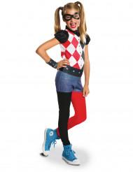 Kostume Harley Quinn™ - Superhero Girls™ piger