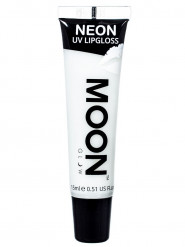 Lipgloss hvid UV vaniljeduft 15 ml Moonglow