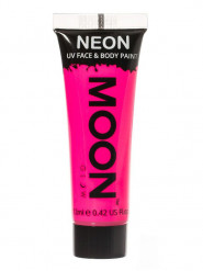Gel ansigt og krop neon pink UV 12 ml Moonglow