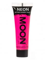 Gel ansigt og krop neon pink UV 12 ml Moonglow