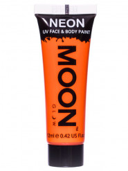 Gel ansigt og krop neon orange UV 12 ml Moonglow