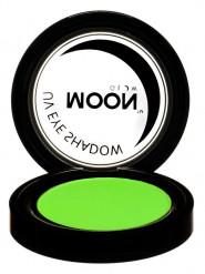 Øjenskygge neon grøn UV 3.5 gr Moonglow©