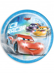8 Paptallerkener Cars Ice™ 23 cm