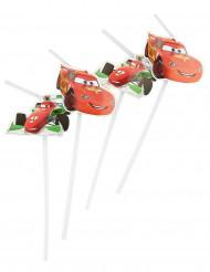 6 Sugerør Biler™