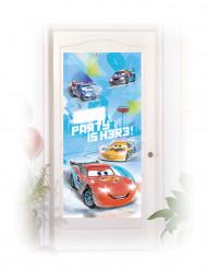 Dørdekoration Biler Ice Racers™ 76 x 150 cm