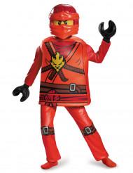 Kostume deluxe Kai Ninjago®- LEGO® børn