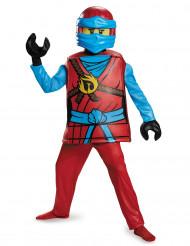 Kostume deluxe Nya Ninjago®- LEGO® børn