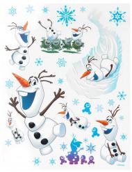 Vinduesdekorationer Olaf Frost™ 20 x 30 cm.