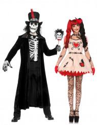 Kostume Voodoo par Halloween
