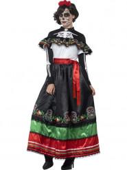 Mexico Día de los muertos - kostume