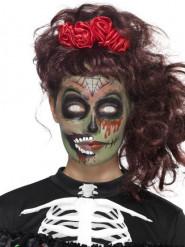 Makeup sæt zombiekvinder Dia de los muertos