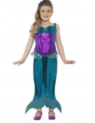 Kostume magisk havfrue til piger