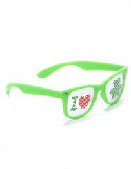 Briller grønne St. Patrick
