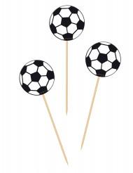 Snackpinde 20 stk. fodbold