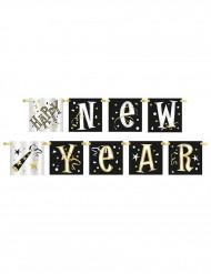 Guirlande Happy New Year 1.50m