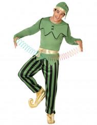 Kostume grøn alf til mænd